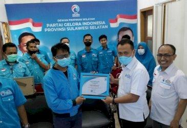 Gelora Makassar Memperoleh Penghargaan di Rakornas Ke-6