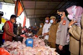 Plt Gubernur Sulsel: Insya Allah, Pasokan Pangan Aman Selama Ramadan