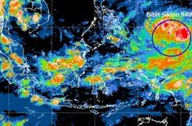 BNPB Minta Pemerintah Daerah Waspadai Potensi Bibit Siklon Tropis 94W