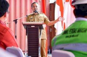 Lepas Ekspor Ikan, Plt Gubernur Launching Indonesia Satu Ekspor
