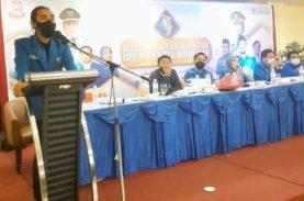 OKP Desak DPD I Ambil Alih Musda XV KNPI Makassar