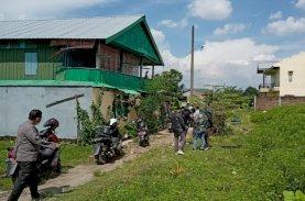 Terduga Teroris yang Ditembak Mati Pernah Serang Bom Syahrul Yasin Limpo