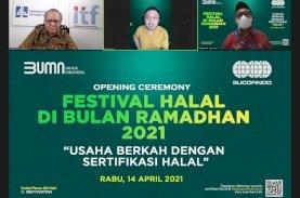 Sucofindo Luncurkan Festival Halal di Bulan Ramadan