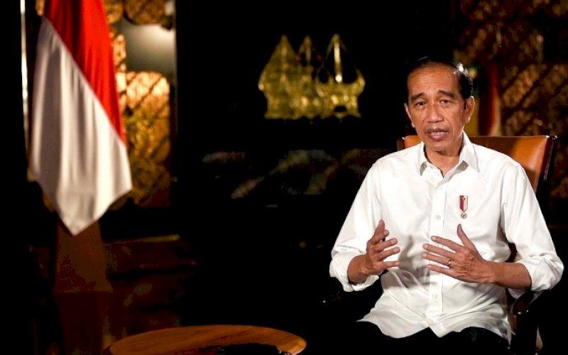 Joko Widodo. foto: bpmi setpres