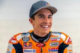 Marc Marquez Akhirnya Kembali ke Lintasan