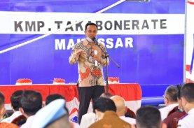KMP Takabonerate Berlayar Layani Bira-Selayar