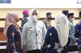 Wawali Makassar Hadiri Pengarahan Moderasi Beragama Menko Polhukam