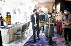 Ketua PKK Makassar Minta Royal Wedding Fair 2021 Tetap Patuhi Protokol Kesehatan
