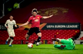 Comeback Sempurna, Man United Hajar Roma 6-2