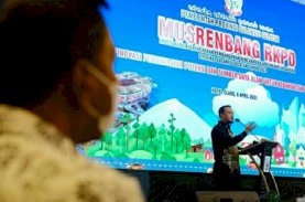 Plt Gubernur Sulsel Minta OPD Bersatu Jalankan Pembangunan