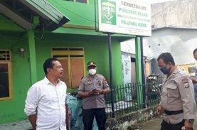 Asrama Mahasiswa Luwu Raya Dilempar Bom Molotov, IKA IPMIL:Polisi Harus Selesaikan