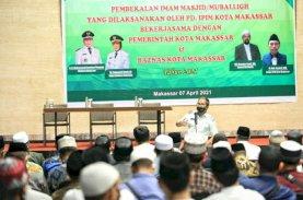 Sambut Ramadhan, Wali Kota Ajak Imam di Makassar Wujudkan Smart Masjid