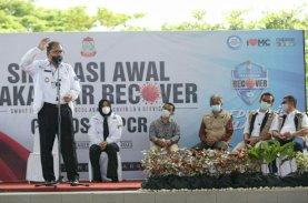Pemkot Makassar Uji Coba PCR-GeNose Upaya Percepatan Pemulihan Kesehatan