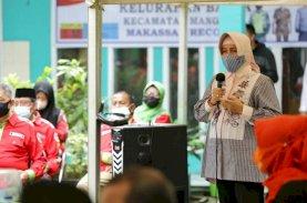 Lois Community Bersama PKK Donor Darah Dukung Makassar Recover