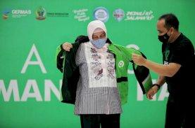Dukung Makassar Recover, Gojek Vaksinasi 600 Mitra