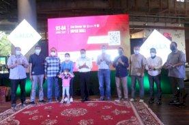 Kalla Fair Vol 3 Dukung Makassar Recover