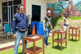 Prof Arfin Hamid Lolos Sertifikasi Tembak Reaksi