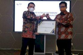 Telkomsel Terima Penghargaan Pertumbuhan Kontribusi Pajak