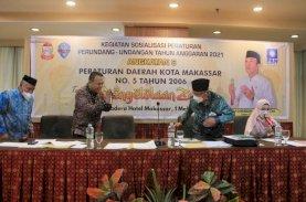 Perda Perkuat Kewajiban Mengeluarkan Zakat di Makassar
