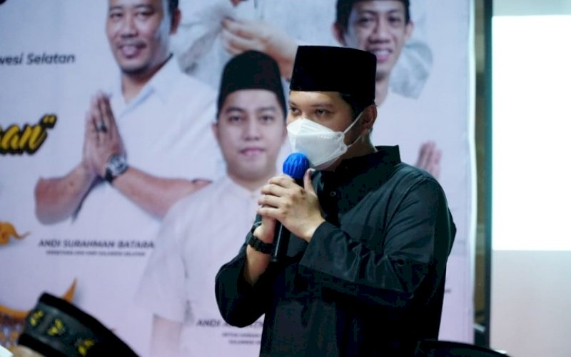 Andi Muhammad Arham Basmin. foto: istimewa