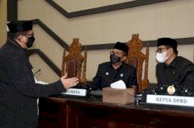 DPRD Makassar Tetapkan Rencana Kerja Pemkot, Wali Kota Harap Berjalan Konsisten