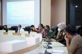 Wali Kota Bersama Forkopimda dan Tokoh Agama Bahas Pelaksanaan Salat Id