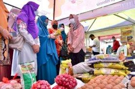 Pasar Murah Peduli Rakyat Bantu Beli Sembako di Bawah Harga Pasaran