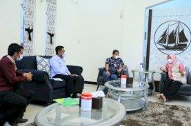 BPJS Ketenagakerjaan Sasar Bank Sampah Makassar