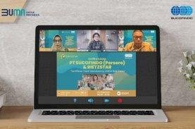 Sucofindo Dorong UMKM Berdaya Saing Melalui Pelatihan Penyelia Halal Gratis