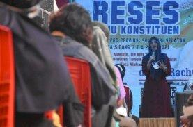 Cicu Janji Sampaikan Aspirasi Warga ke Pemkot Makassar