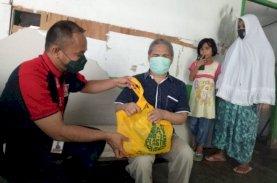 1.000 Paket Sembako Kado Ramadan Donasi Konsumen Alfamidi