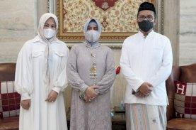 Fatma Silaturahmi Idulfitri di Kediaman Danny Pomanto