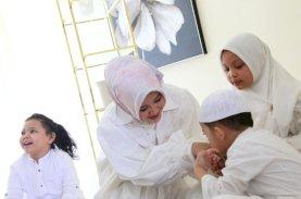 Bersamaan Idulfitri, Fatma Tak Lupa Sampaikan Selamat Hari Kenaikan Isa Almasih