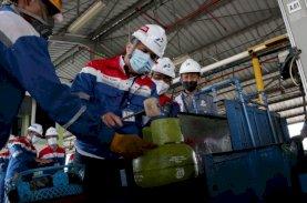 Pertamina Tambah 3 Juta Tabung LPG 3 Kg Se-Sulawesi
