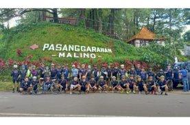 MCC Gowes Makassar ke Malino