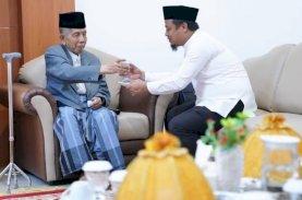 AG KH Sanusi Baco Wafat, Plt Gubernur Sulsel Cerita Pertemuan Terakhirnya