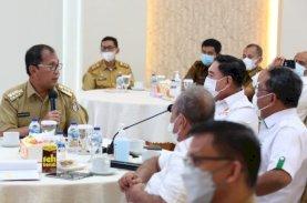 Pemkot Makassar Bersama Pelindo IV Bahas Pendampingan Akses Jalan Tol MNP
