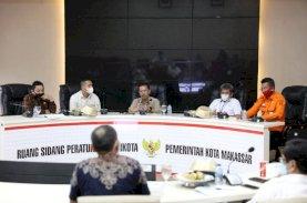 Sekda Makassar Pimpin Rakor TKPRD Pembangunan Akses Jalan Tol MNP