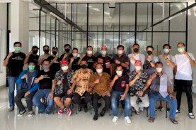MCC Gagas Silaturahmi Lintas Komunitas Sepeda Makassar