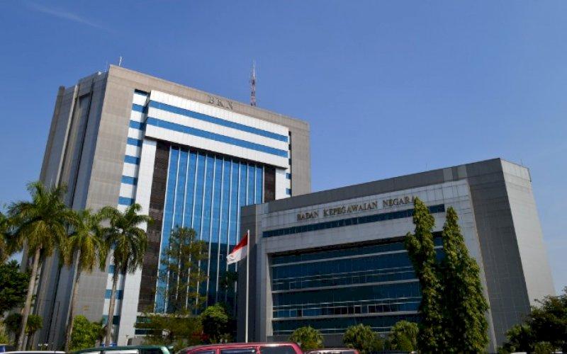 Gedung Kantor BKN. foto: humas bkn