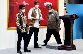 PPKM Mikro Berlaku di Seluruh Provinsi Mulai 1 Juni