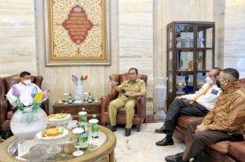Wali Kota Bersama GMTD Bahas Sejarah Makassar
