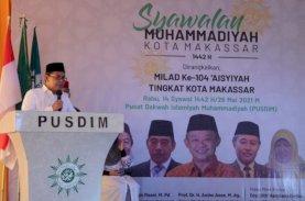 Danny Pomanto Ajak Warga Muhammadiyah Jihad Kesehatan