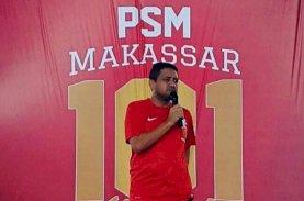 Appi Kembali Pimpin PSM Makassar