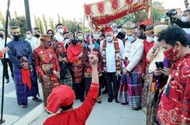 Kerajaan Terpinggirkan, Ini Harapan Raja Gowa ke Ketua DPD RI