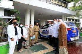 Danny Pomanto Siap Luncurkan Makassar Covid Hunter