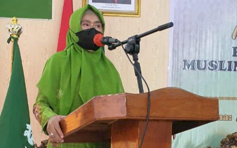 DR Ir Hj Andi Majdah M Zain MSi. foto: istimewa