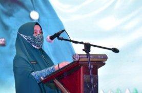 Naomie Octarina Paparkan Program PKK Sulsel untuk Kemajuan Indonesia