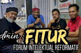 Djusman AR Bersama Intelektual Soppeng Bersatu Bentuk FITUR