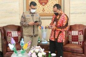 Wali Kota Makassar Apresiasi BNPB Gerak Cepat Tangani Bencana